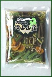 深山山渓山菜ミックス120g